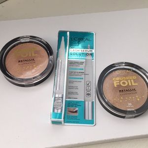 LOREAL HIGHLIGHTER LOT - NEW RELEASE